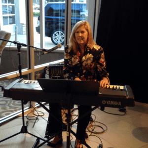 Penelope Williams Playing Piano