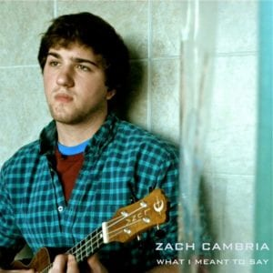 Picture of Zach Cambria